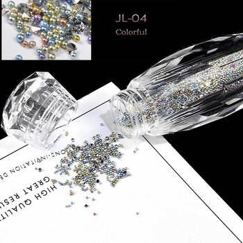 Διακοσμητικά νυχιών caviar beads crystal