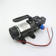 Маленький Электрический диафрагменный водяной насос 100 Вт 8lpm