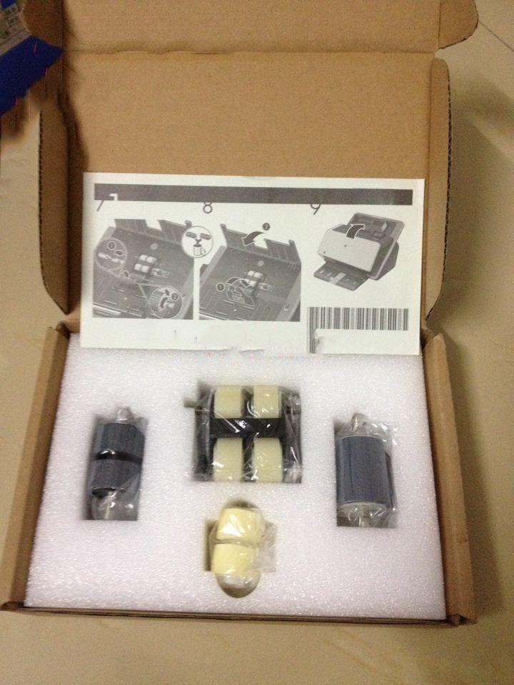 L2713-60004 for HP Scanjet 9000 Maintenance kit ADF Roller kit used original 90% adf maintenance kit 525mfp for hp575 725 775 7500 adf maintenance kit