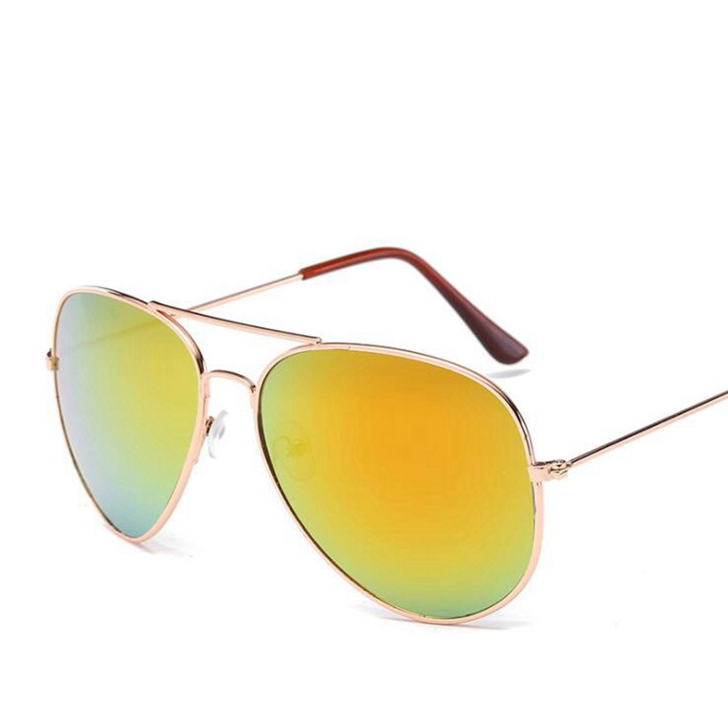 Moda 2018 Fresco Multicor Driver Espelhado Óculos De Sol Dos Homens Óculos  de Sol Para As Mulheres Óculos Acessórios Óculos de Aviador Oculos Feminino ef82ef596f