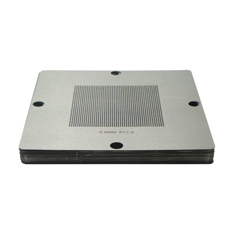 29pcs/lot 90*90mm 90x90mm Universal BGA Reballing Stencil 0.5/0.6/0.65/0.76/1.0