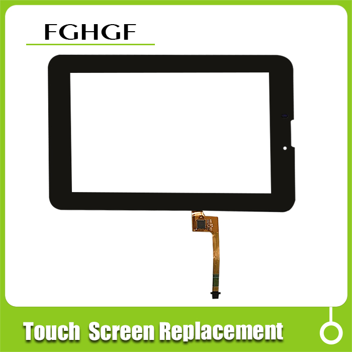 NEUE Touchscreen Digitizer Für Huawei Mediapad 7 Vogue S7-601C S7-601U S7-602U Schwarz Front Glas Ersatz