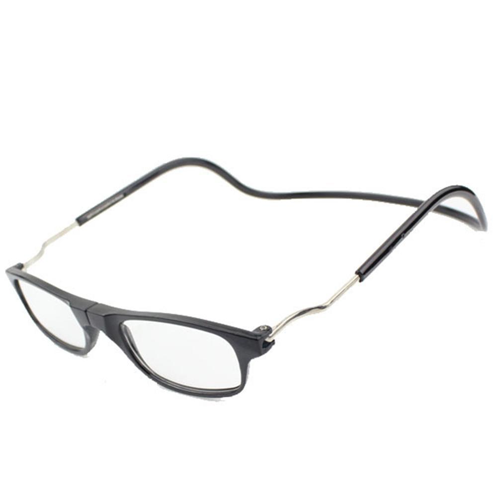 6e162cb0e7b Dropwow Mix Fashion Folded Magnetic Reading Glasses Click Hang ...