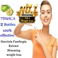 60 Caps for 2 months USE! Garcinia cambogia weight loss diet supplement Burn Fat Slimming for women