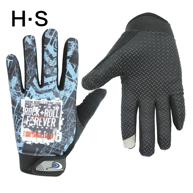 Men Women Windproof Warm Cycling Full Finger Gloves Outdoor Sports Bike Bicycle Skiing Touch Screen Military Gloves sale