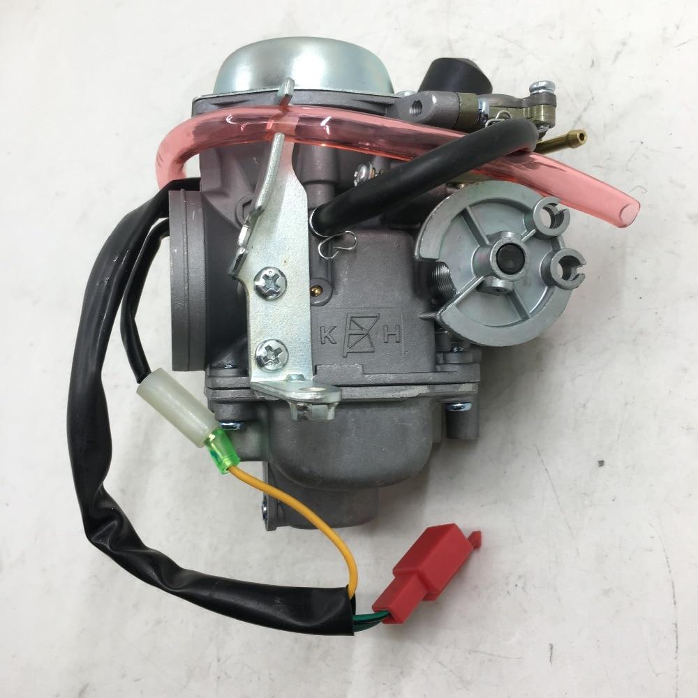 atv cn250 cf250 carburetor fit for honda reflex, roketa mc54-250b 250cc  scooter moped