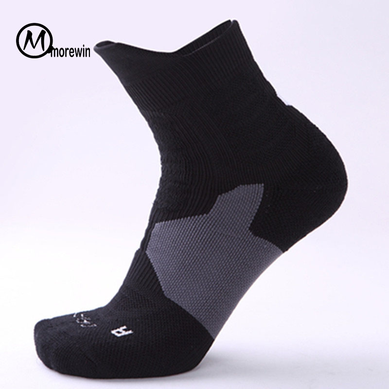 New Male Female Outdoor Sports Basketball Soccer Running Hiking Cycling Socks Men Women Coolmax Crossfit Socks Slippers Sox