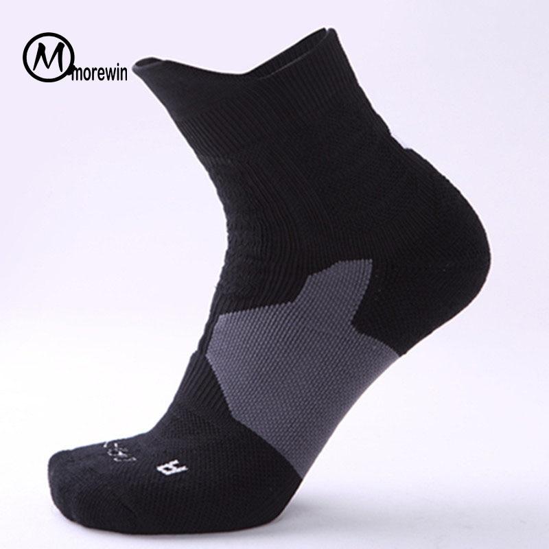 New Male Female Outdoor Sports Basketball Soccer Running Hiking Cycling Socks Men Women Coolmax Crossfit Socks Slippers Sox