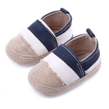 Toddler Infant Sneakers Baby Boy Girl Soft Sole Non-Slip Crib Shoes to 0-12M First Walkers