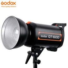 Godox QT-600 600W Studio Strobe Photo Flash Light Lamp 600WS HSS 1/5000s for Portrait Fashion Wedding art Photography