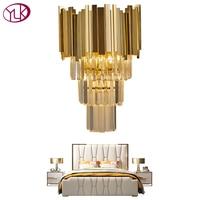 Youlaike золото современные настенные бра свет кристалл настенный светильник Роскошные Творческий теплый прихожая спальня прикроватн