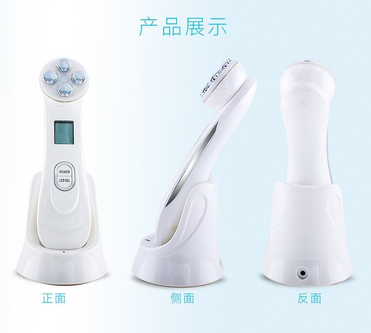 3 EMS needleless electrporation beauty instrument DHL shipping