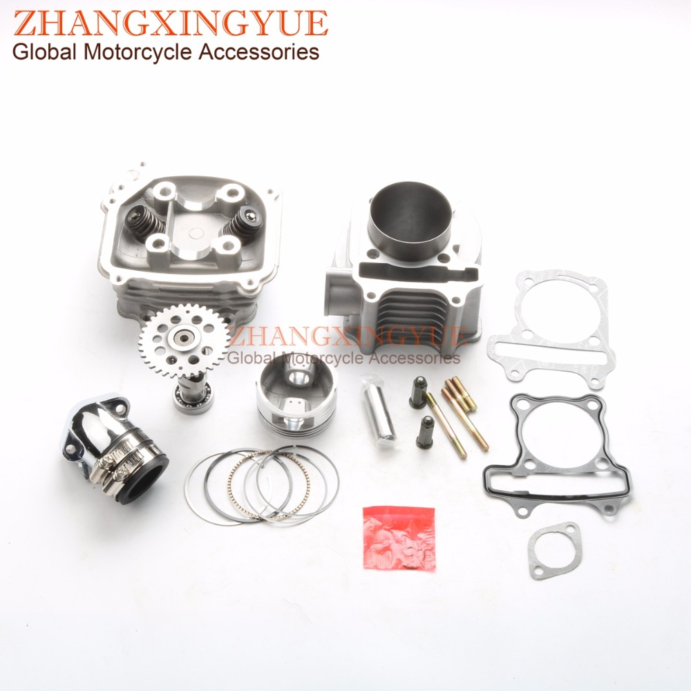 All kinds of cheap motor 180cc gy6 big bore kit in All B