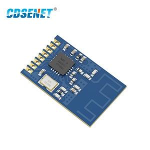 Image 2 - 10 יח\חבילה nRF24L01P 2.4 GHz SPI E01 ML01S SMD אלחוטי משדר IoT 2.4 GHz אלחוטי nRF24L01 הרשות rf מודול