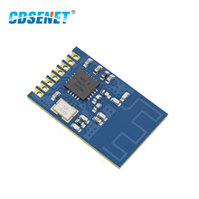 nRF24L01+ 2.4G SPI E01-ML01S SMD Wireless Transceiver RFID Module CDSENET 100m 2.4GHz Wireless nRF24L01 PA rf   цены онлайн
