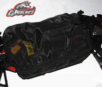 GWOLVES Zipper type dust proof net cover Heat dissipation protection net cover Prevent dust entering for ARRMA NERO
