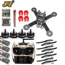 JMT DIY Toys RC FPV Drone Mini Racer Quadcopter 190mm Carbon Fiber Racing Frame Kit SP
