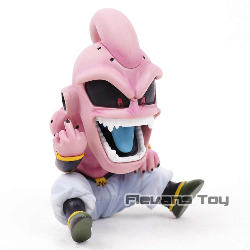 Dragon Ball Z GK Kid Buu Majin boo Boo Dedo Médio PVC Action Figure Collectible Modelo Toy