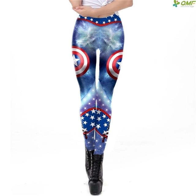 2019 Wonder Woman Sexy Leggings Automne Hiver Chaud Fitness Legging  Élastique Confortable Pantalon Grande Taille Haute 79b65e20dea