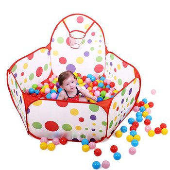 Baby Playpen With Side Meshing Suitable For 0 To 3 Years Baby Pool