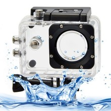 SJ4000 case Underwater Diving 30m Waterproof Case for action camera SJ4000 Wifi SJ7000 SJ4000 Camcorder Accessories