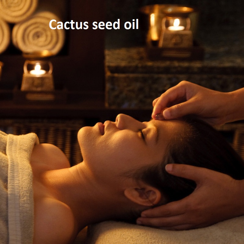 Cosmetics Massage Oil 10g/bottle Cactus Seed Oil  Essential Base Oil, Organic Cold Pressed Cactus Seed