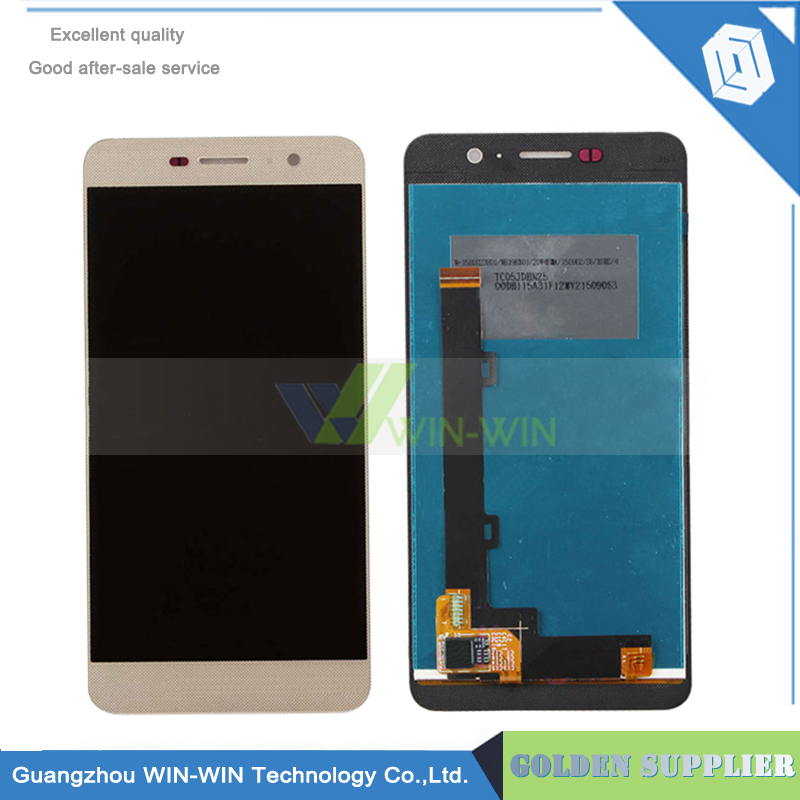где купить  Black 100% New Full LCD DIsplay + Touch Screen Digitizer Assembly Replacement For Huawei Y6 Pro Y6Pro / G Power Free Shipping  по лучшей цене