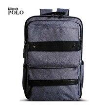 Новые поступления мужчины рюкзак для 15 дюйм(ов) ноутбук рюкзак большой емкости Повседневный стиль Сумка водоотталкивающая рюкзак gw085