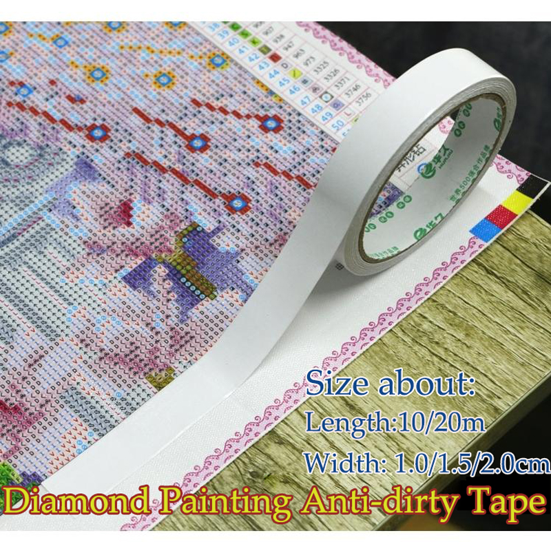 5D Tools Anti-dirty Tape Adhesive Edges Sticker