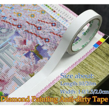 5D Diamond Painting Tools Anti-dirty Tape Adhesive Edges Sticker DIY Diamond Painting Accessories(China)