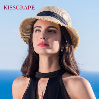 2017 summer women s straw caps breathable hats beach caps wide brim ladies elegant sunhats anit.jpg 350x350