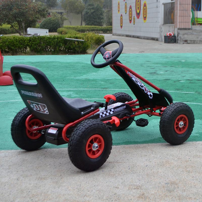 Aliexpress Kids Outdoor Fun Ride On Cars Electric Children 4 Wheel Pedal Karts Toy Car Pneumatic Tire S Bicycles Child Beach From