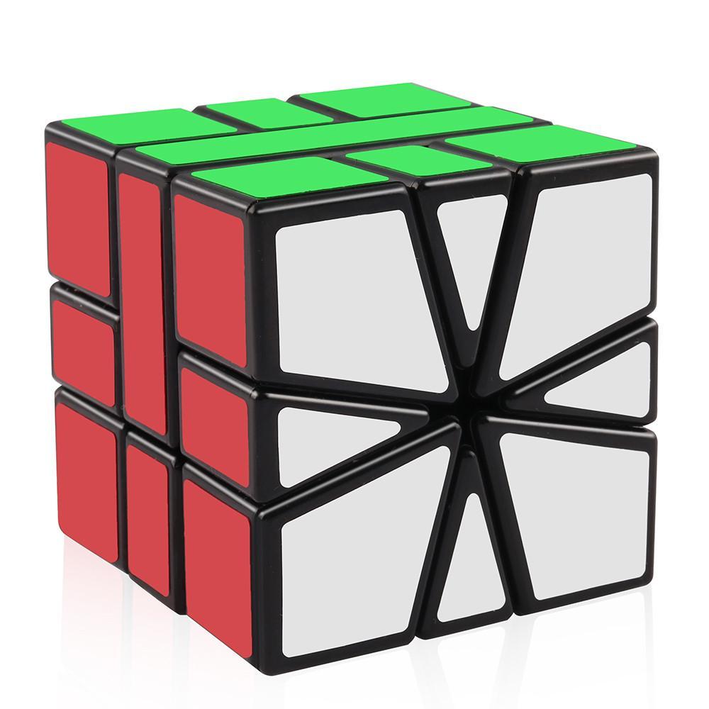 D-FantiX Shengshou SQ-1 Speed Cube 3x3 Magic Cube Puzzle Toy