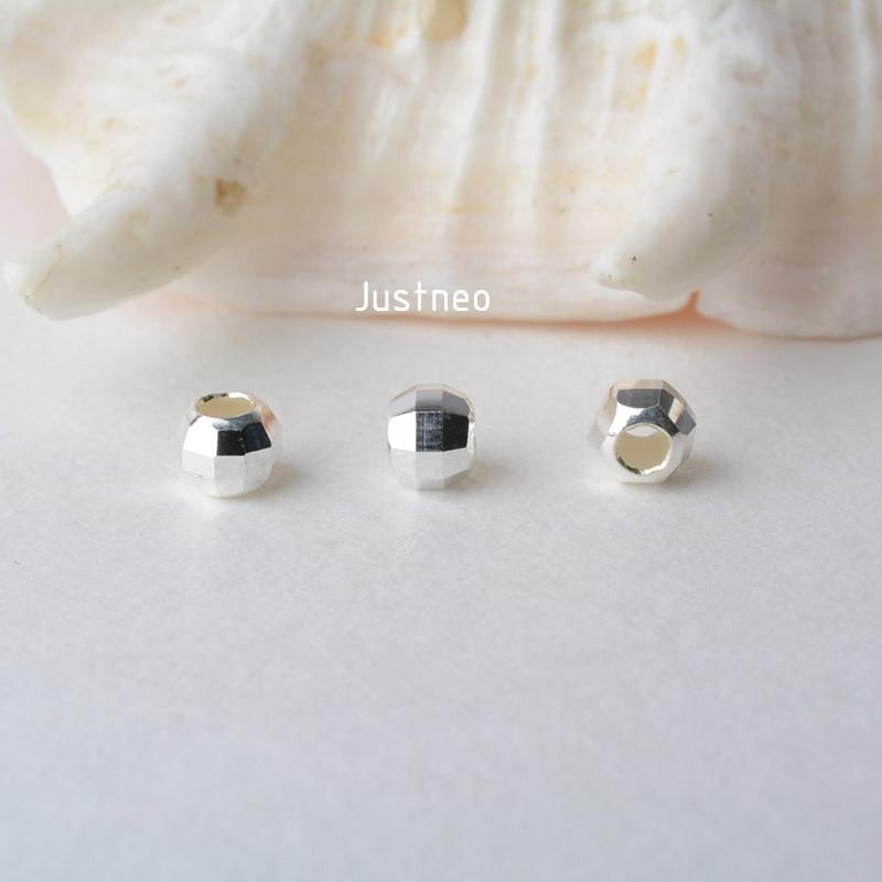 纯银镭射珠 (2)