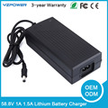 58.8V 1A 1.5A Lithium Li-ion Battery Charger