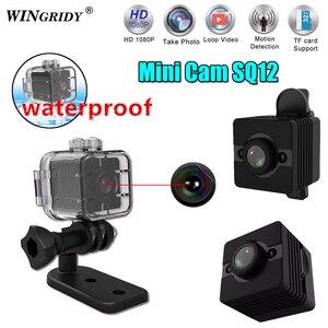 Image 3 - Minicámara WIFI Original SQ13 SQ23 SQ11 SQ12 FULL HD 1080P visión nocturna impermeable shell CMOS Sensor grabadora videocámara
