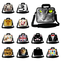 Shoulder Strap Bag 14 13 15 17 10 Inch Neoprene Notebook Sleeve Cover Pouch Cases Fashionable