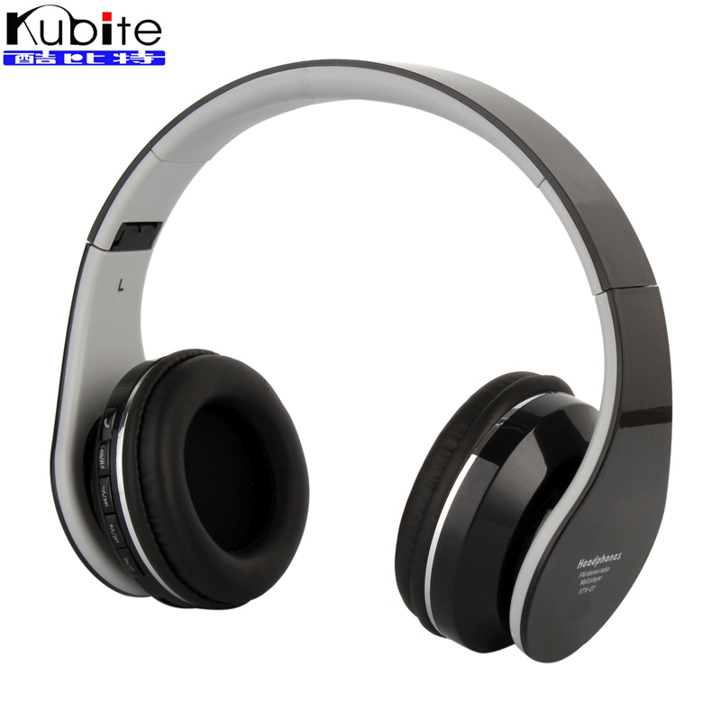 headphones with microphone for iphone kubite stn 07 bluetooth stereo headphones bluetooth 5459