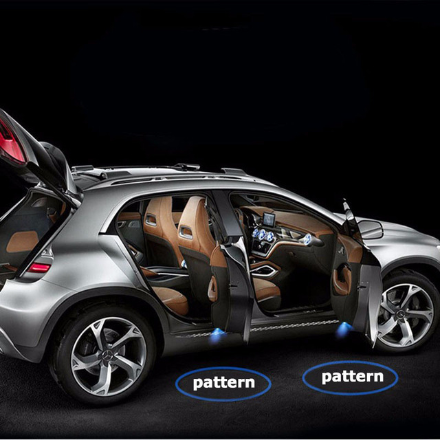 Maatwerk Draadloze Auto Projector Licht Customization Auto Deur