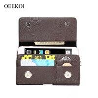 Lichee Pattern Card Slots Holder Pouch Case For Ulefone Metal Lite U007 Pro U007 Metal Paris