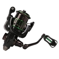 TSURINOYA kingfisher 800/1000 Spinning reel 162g Ultra light ultra long shot for small bait 5.2:1 10+1 drag 4kgs fishing reel