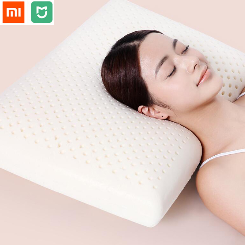 Xiaomi Original Pillow 8H Natural Latex Z1 Healthcare Good Sleeping With Pillowcase Best Environmentally Safe Material PillowXiaomi Original Pillow 8H Natural Latex Z1 Healthcare Good Sleeping With Pillowcase Best Environmentally Safe Material Pillow