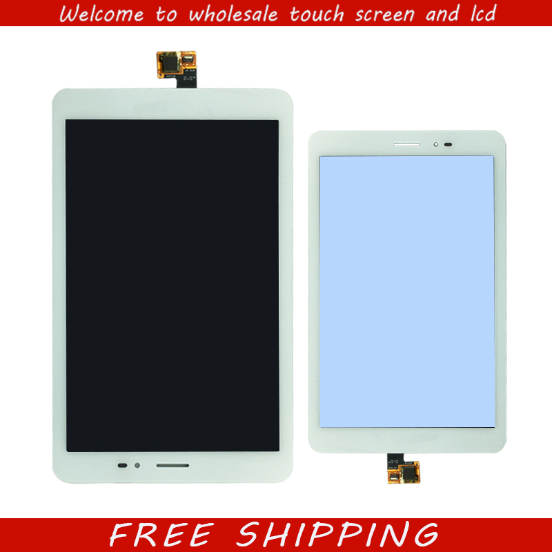 Replacement New LCD Display Touch Screen Assembly For Huawei MediaPad T1 8.0 Pro 4G T1-823 T1-823L T1-821 T1-821L T1-821W touch screen glass panel for agp3500 sr1 agp3500 t1 af agp3501 t1 d24