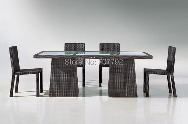 Online Buy Wholesale wicker patio dining from China wicker patio ...