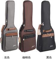 38-39 클래식 기타 가방 케이스 안티 래틀 클래식 가방 방수 두꺼운 양면 클래식 기타 가방