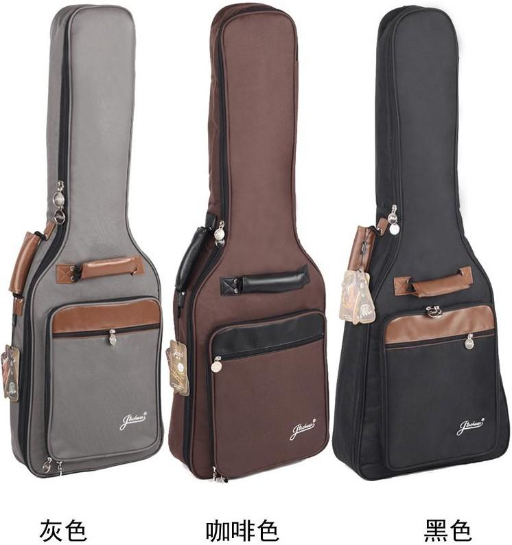 38 - 39 classical guitar bag case anti-rattle classical bag waterproof thickening double sided classical guitar bag цена