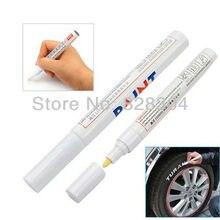 Жирной маркер ручка краски toyo SA101 используется для записи свадьбу, День благодарения карты, живопись ваш автомобиль, велосипед Белый