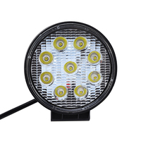 27W LED Car Work Light Bar Automobiles Lamps Spot LED Light Bar LED Car Foglight For