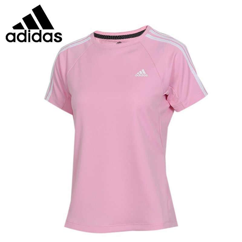 Camiseta Original nueva llegada Adidas CCT M4T 3S SS camisetas de mujer  ropa deportiva de manga corta