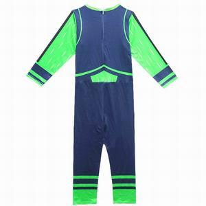 Image 4 - Wild Kratts Costume Boy Jumpsuits&Mask 2PCS/Set Kids Halloween Fancy Dress Wild Kratts Cosplay Costumes Streetwear